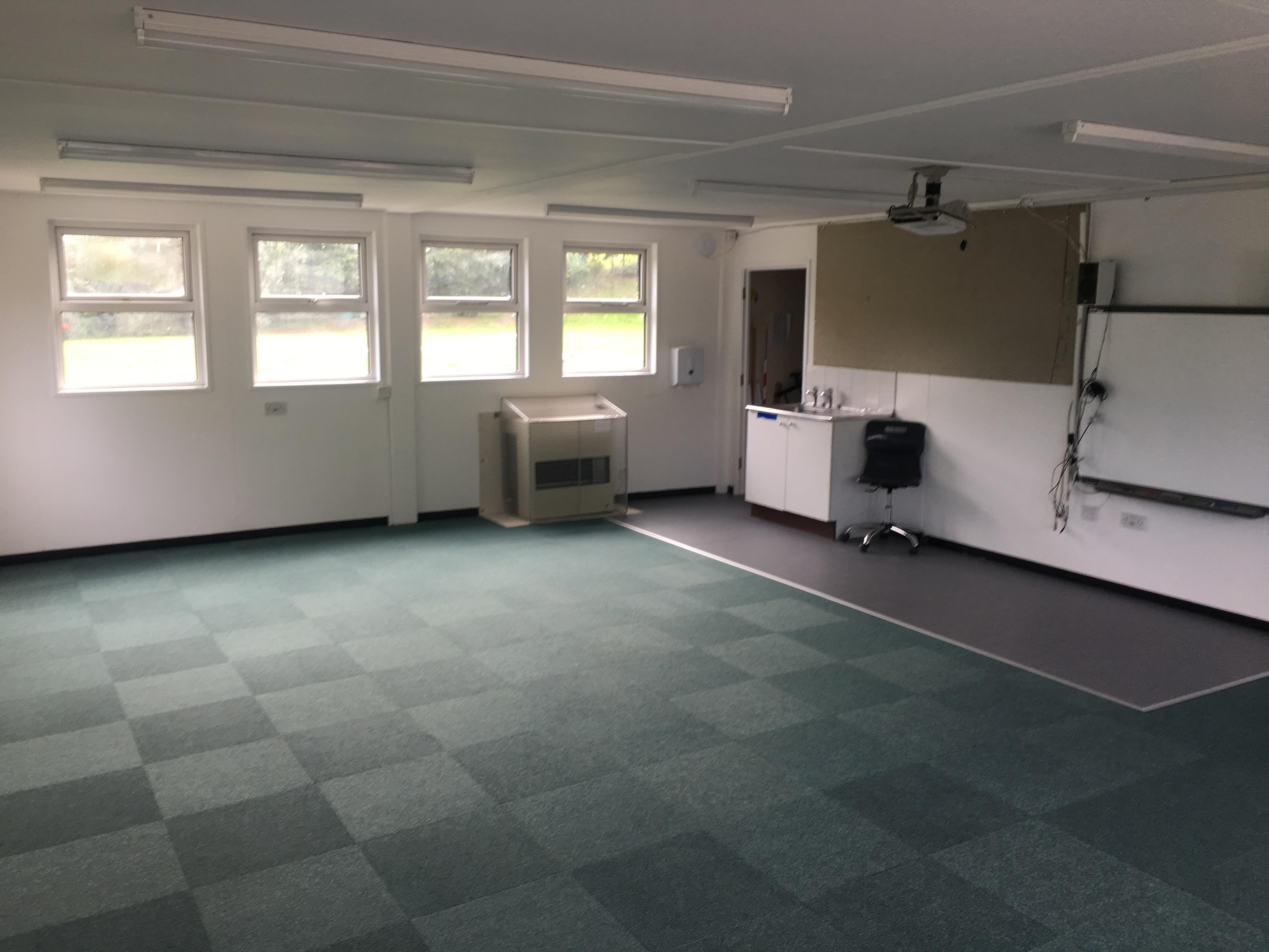 School classroom re-fit!