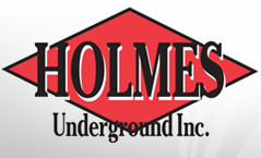 Holmes Underground, Inc. in Travelers Rest, SC is a family owned and operated business.