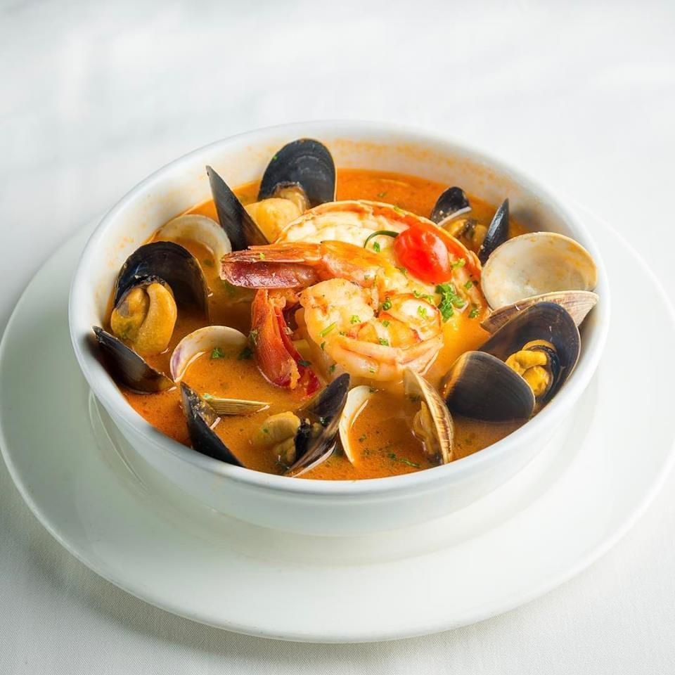 Fish Soup / Zuppa di Pesce