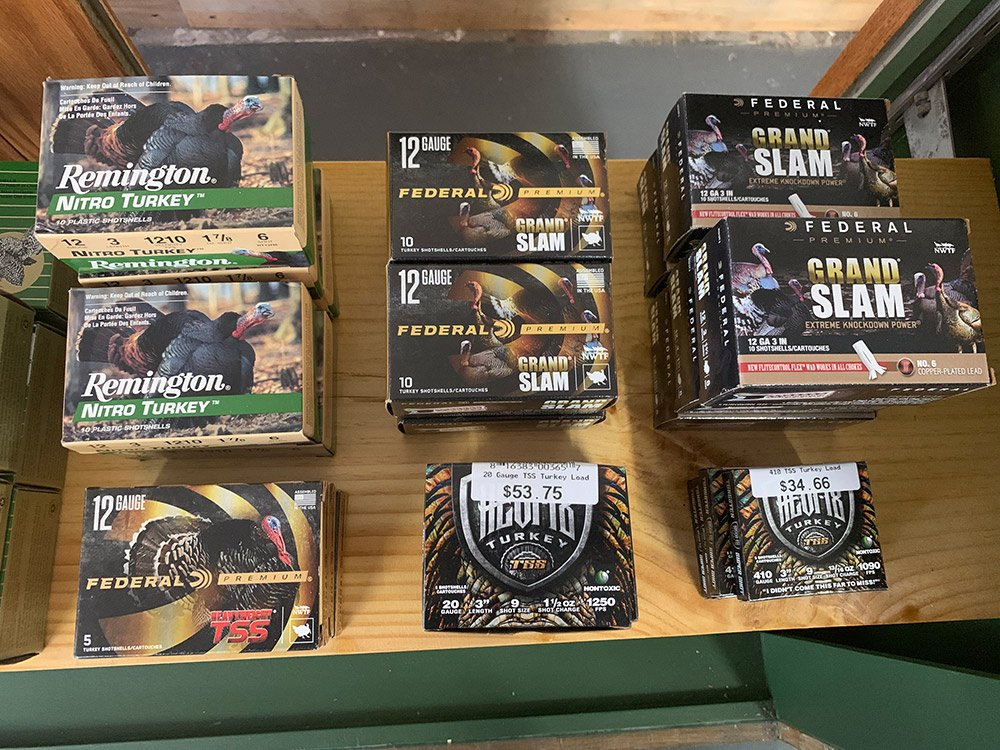 Turkey Ammunition