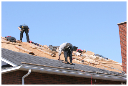Residential roofing services||||
