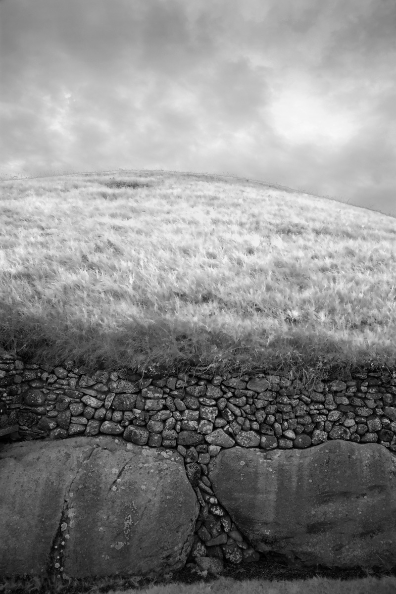 New Grange Mound