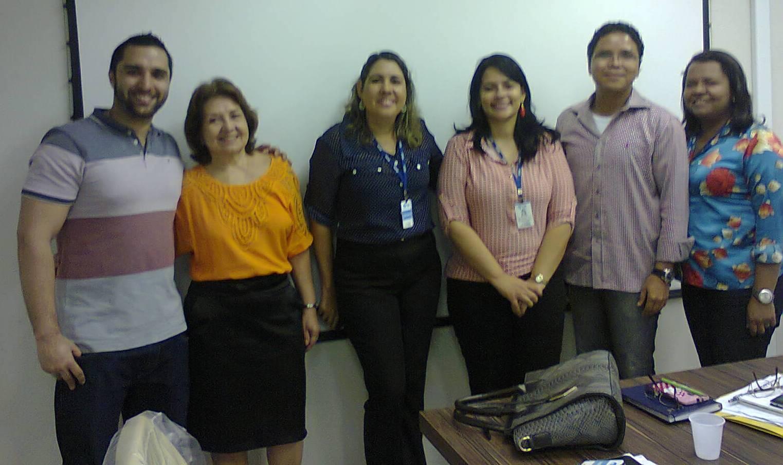 REUNIÃO COM A  COMISSÃO DE CONCURSOS DA SEAD-PA, PARA TRATAR DE VAGAS PARA BIBLIOTECÁRIOS