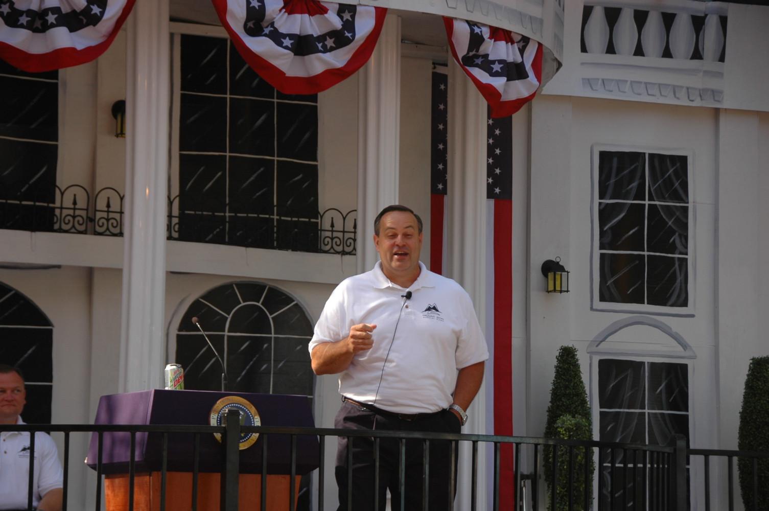 Speaker Bro. Reno Likins Preaching