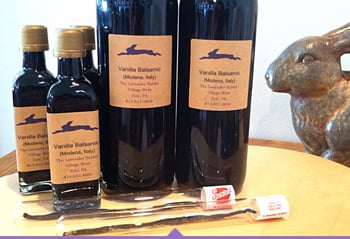 Balsamic Vinegar Vanilla