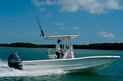 Shallow Water Adventures - 24ft Bayboat