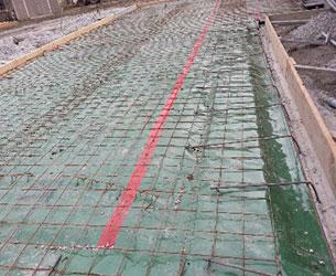 Building a Concrete Patio