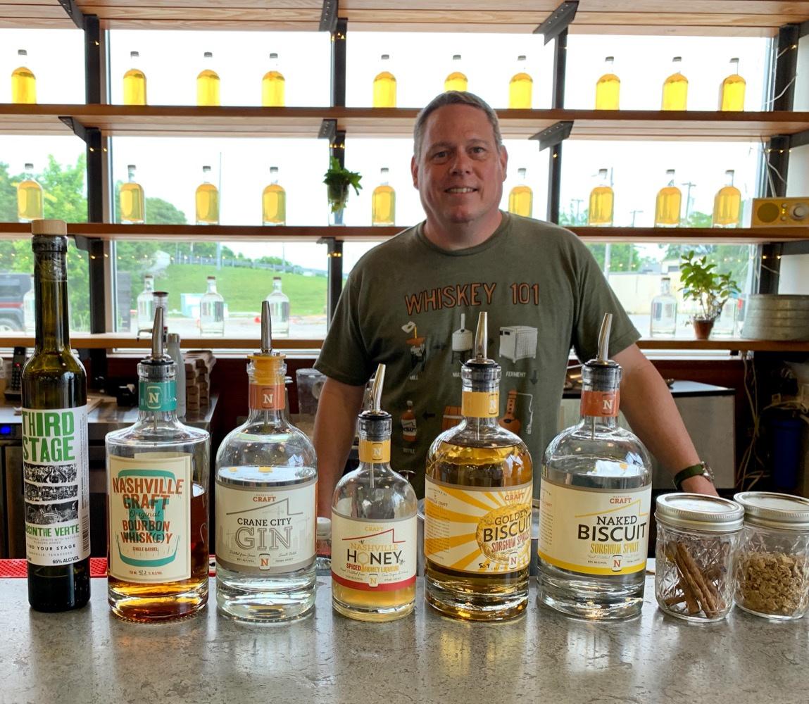 Nashville Craft Distillery - Tasting Bar