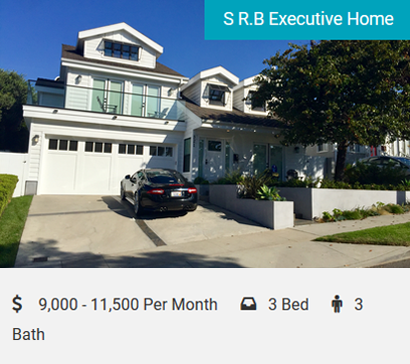 S.R.B. Executive Home Beautiful Executive Home! Beautiful Executive Home in South Redondo. Elegant 3400SF home with 4-car parking. Located in the upscale area of S. Redondo Beach, known as The Avenues! An easy walk…