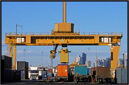 Overhead track conveyors||||