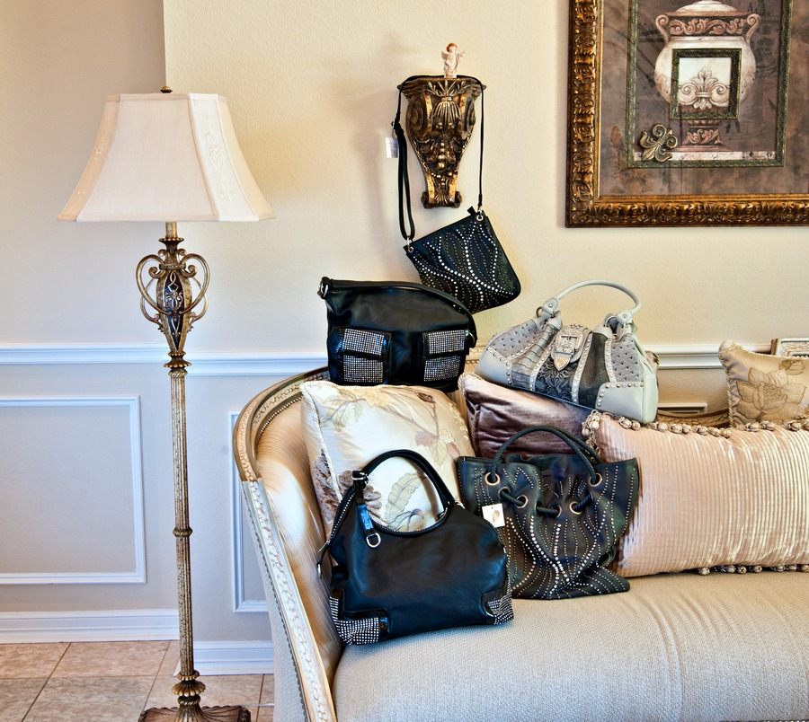 Selection of Handbags||||