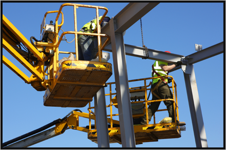 Steel erector services||||