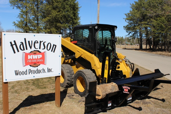 HWP-140B Firewood Processor
