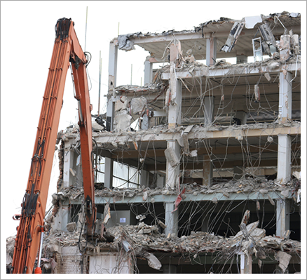 Technical demolition services||||