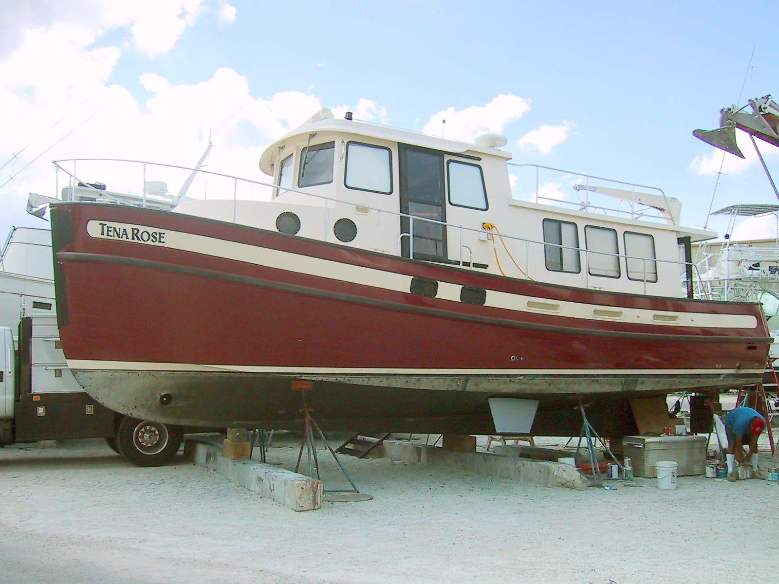 42' Nordic Tug