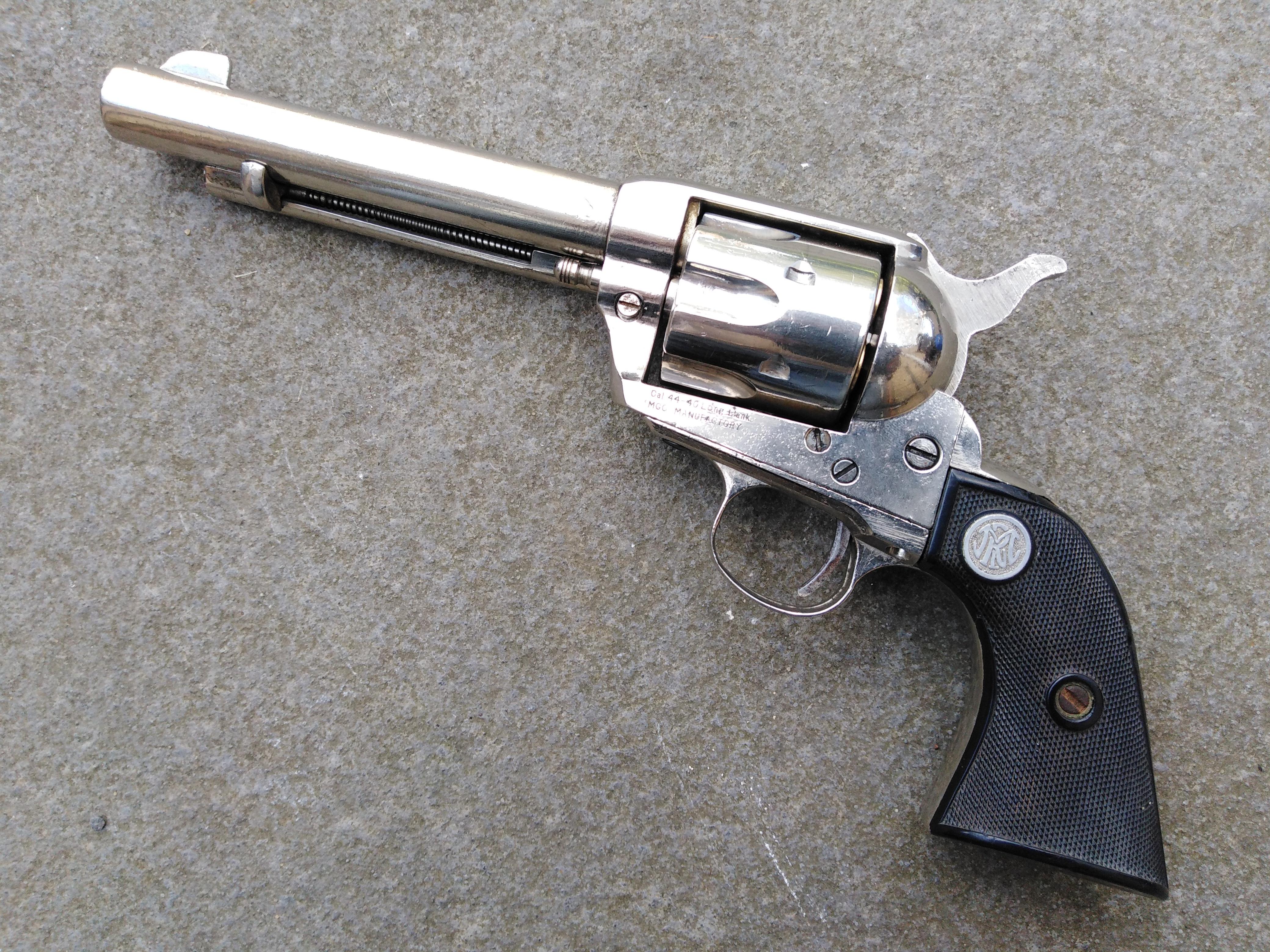 MGC Full metal F/V Colt SAA