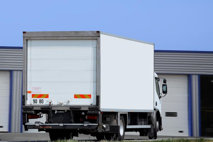 White Storage Truck||||