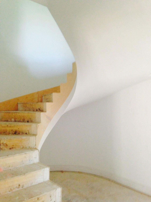 Modern Stairwell