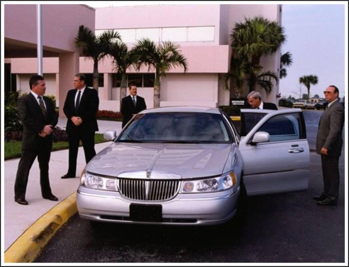 Executive bodyguard||||
