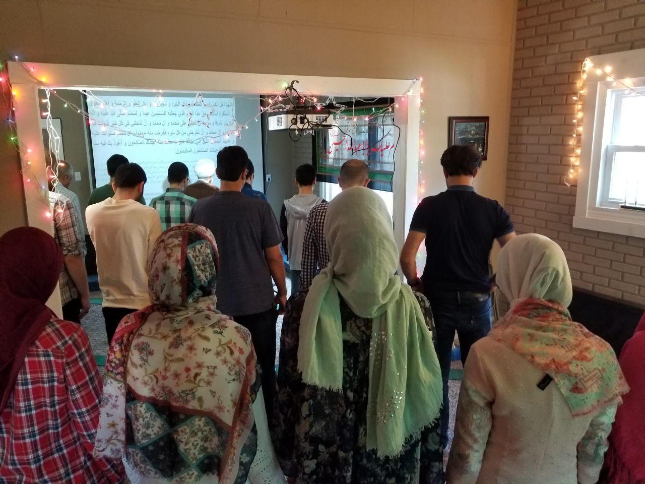 Eid Prayer, 2018