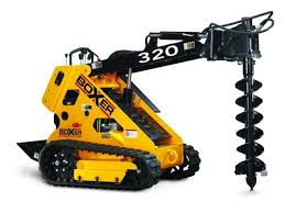 Compact Auger Attachment w/ bit $30/day $90/week
