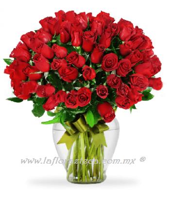San Valentin 025 /50rosas $ 1,450.00 pesos