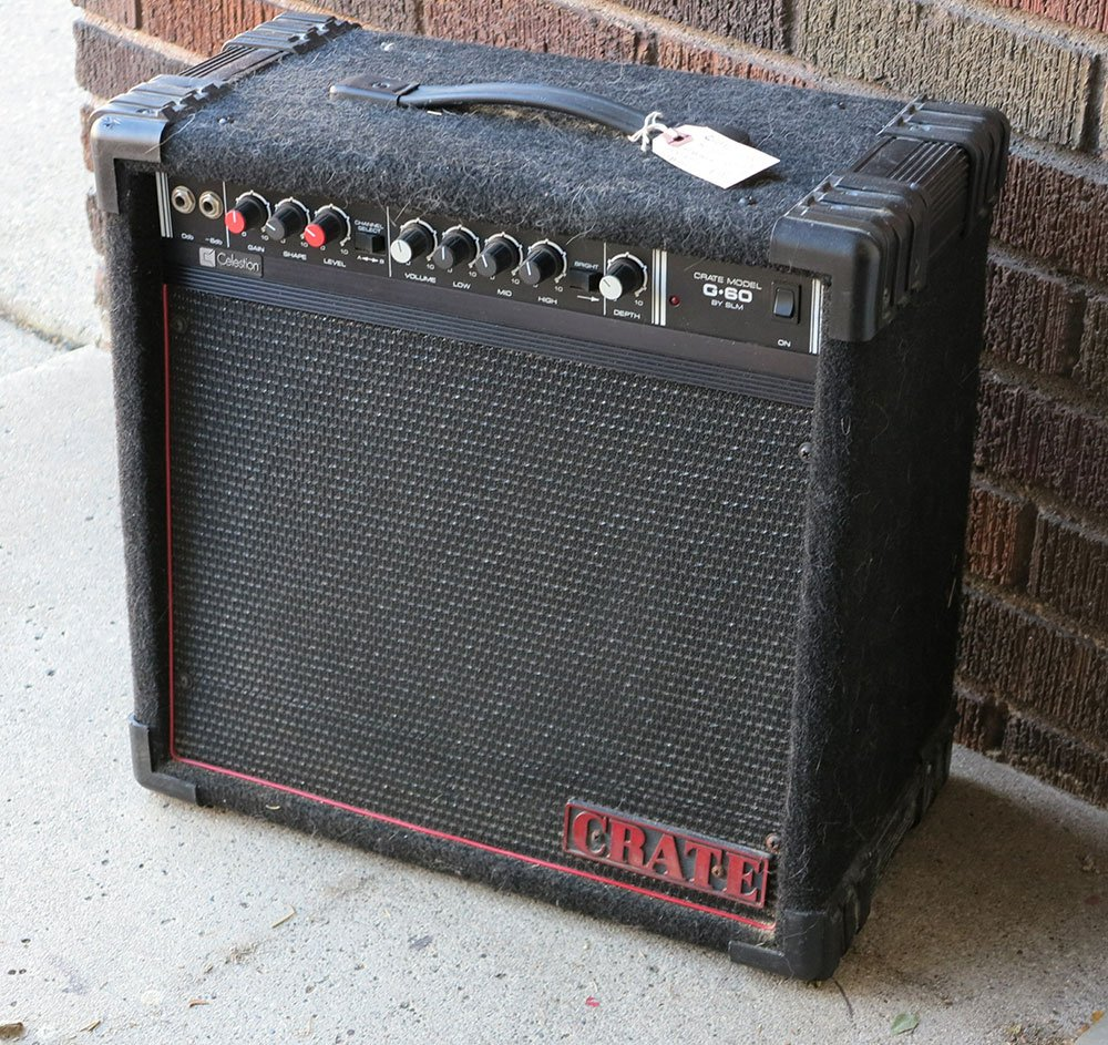 Crate G-60 Amplifier
