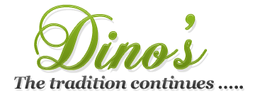 Dinos in Boston, MA is an Italian restaurant.