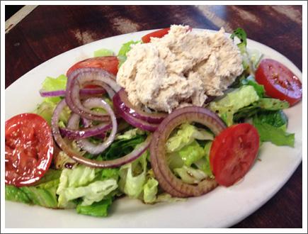 Garden salad recipe||||