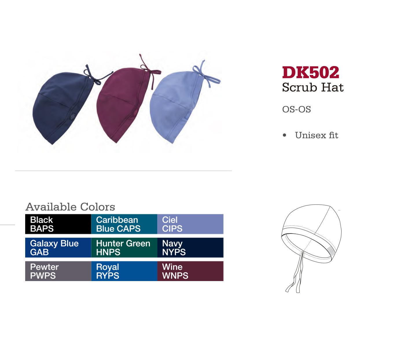Sombrero de Matorral. DK502.