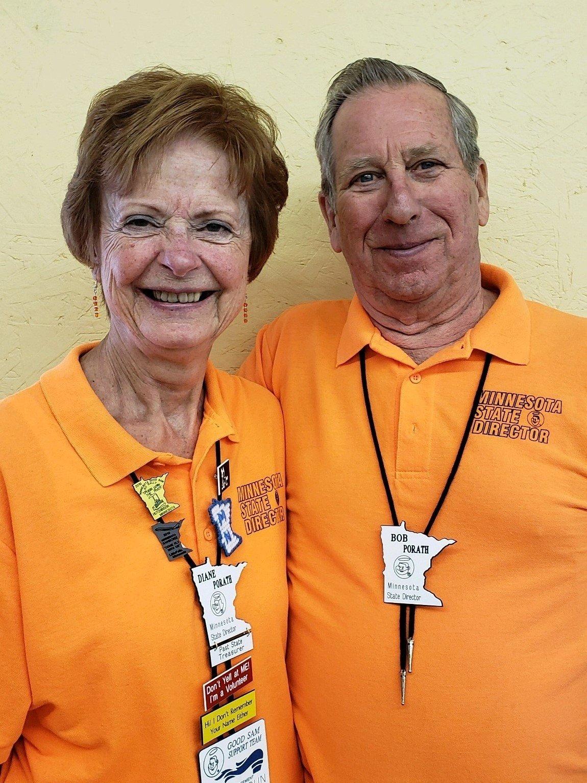 State Directors - Bob & Diane Porath