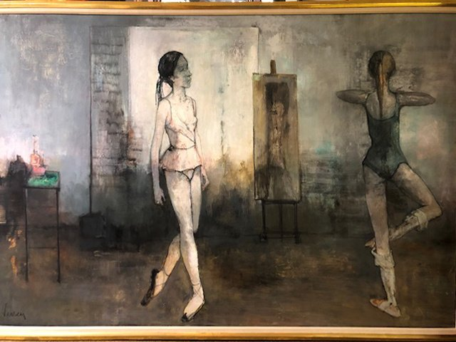 Jean Jansem Artwork