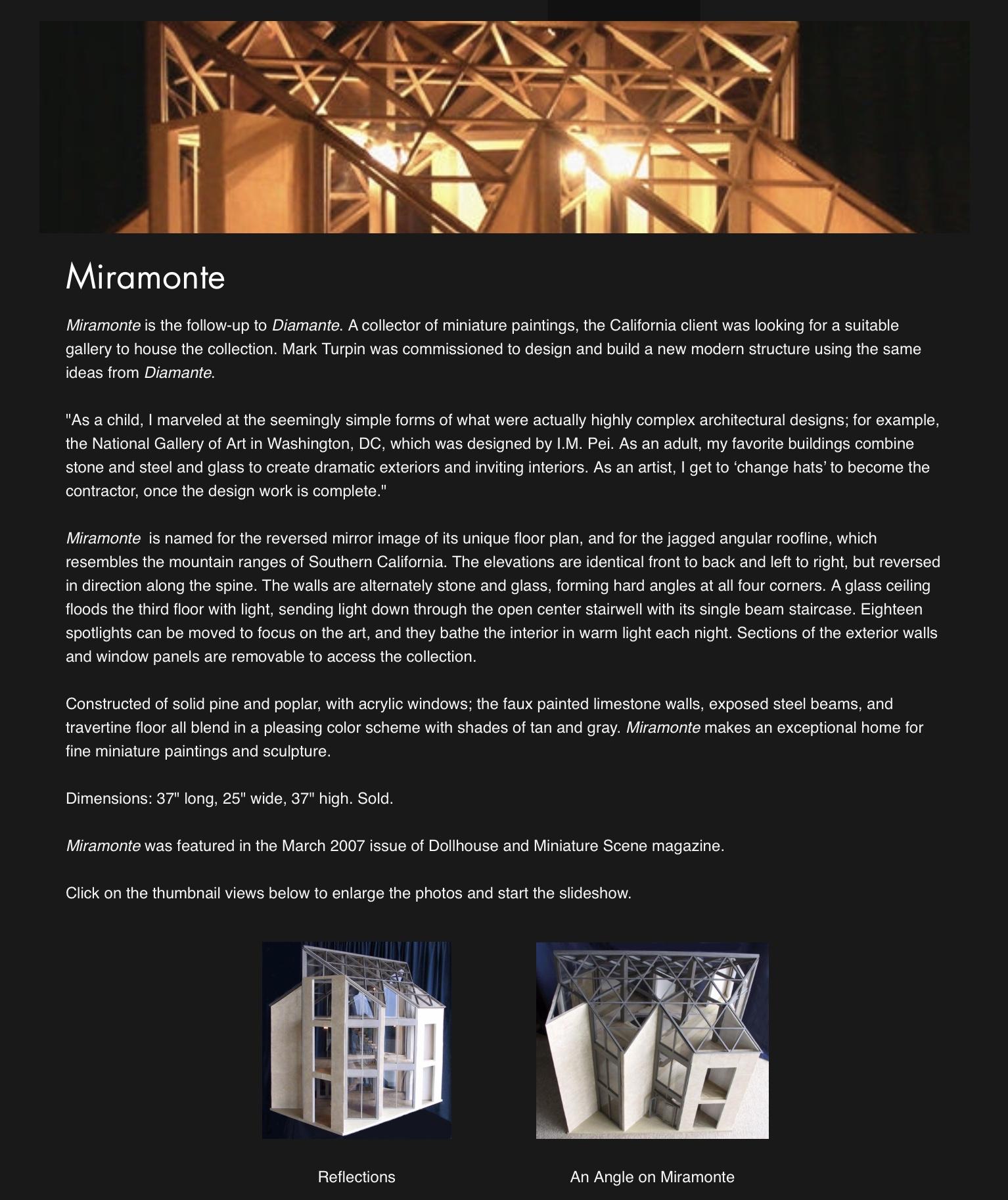Miramonte — 2003