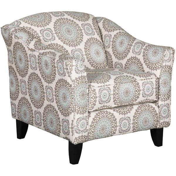Brianne Twilight Accent Chair
