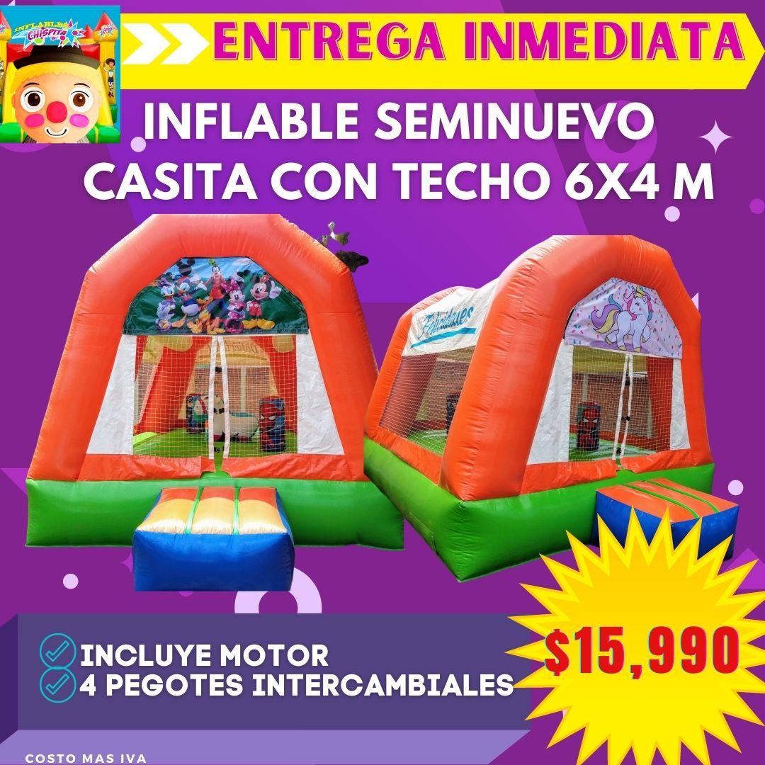 casita con techo $15990