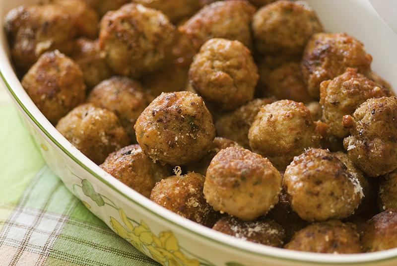 Meatballs italian sausage
