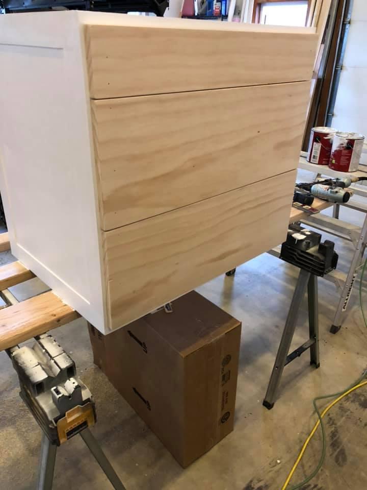 Custom Cabinets Built