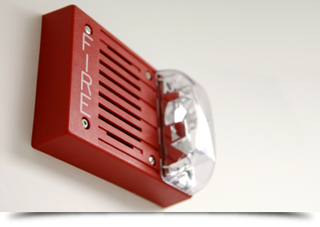 Commercial fire alarm services||||