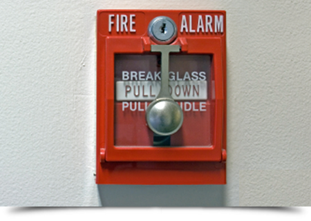 Fire alarm installation services||||