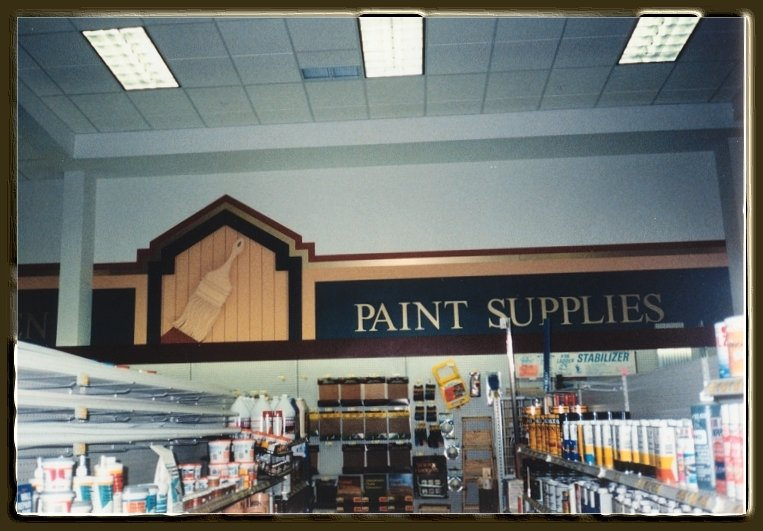 Paint Supplies||||