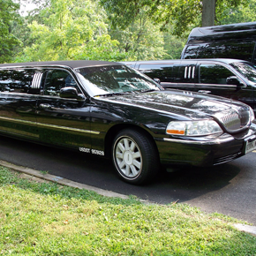 One of Our Limousines