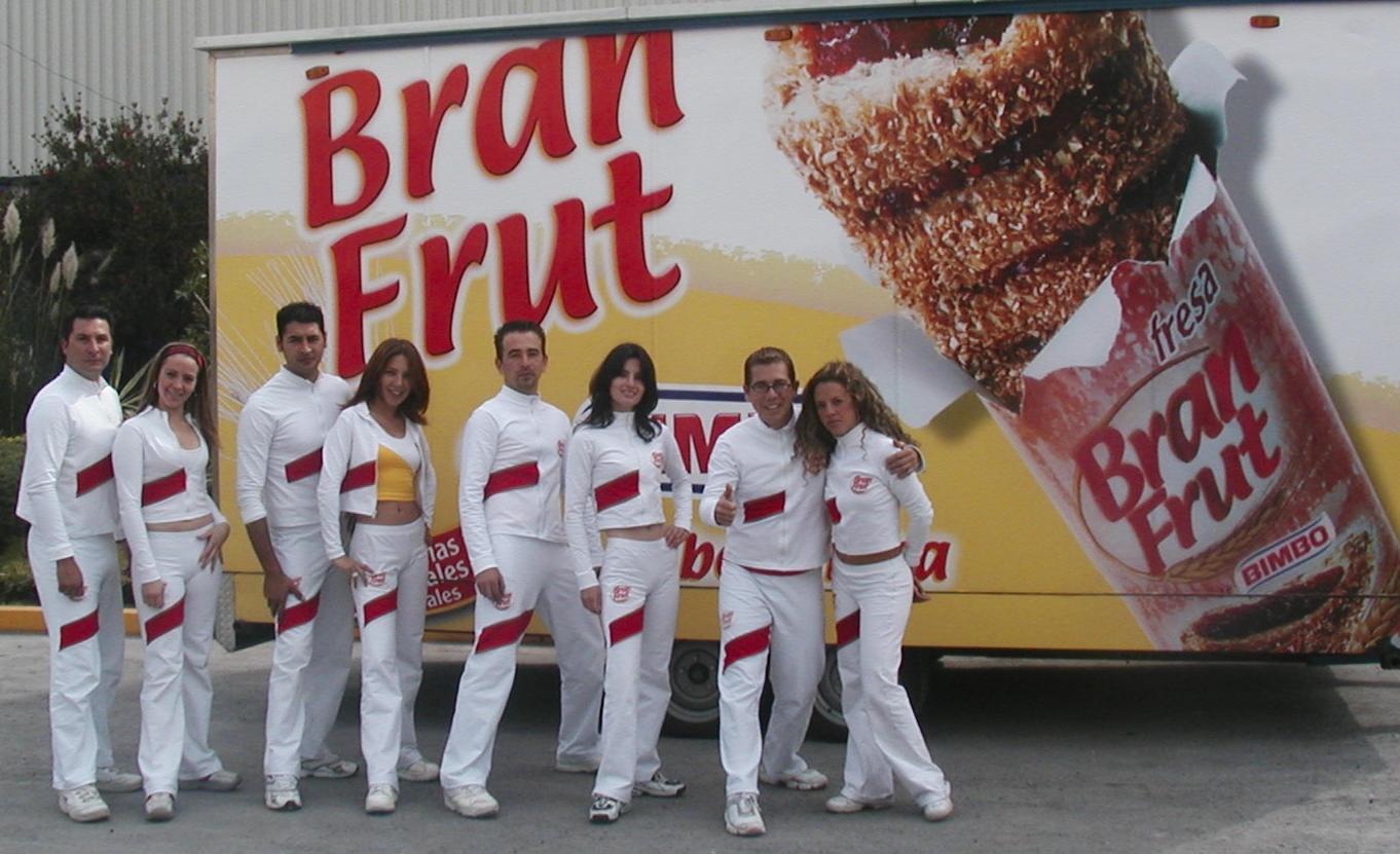 Activación Bran Frut
