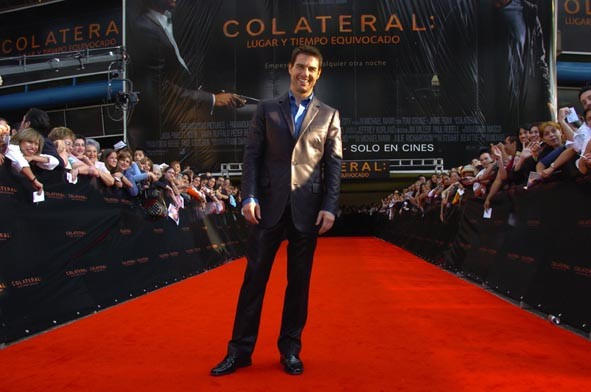 Premier Colateral Auditorio Nacional con Tom Cruise