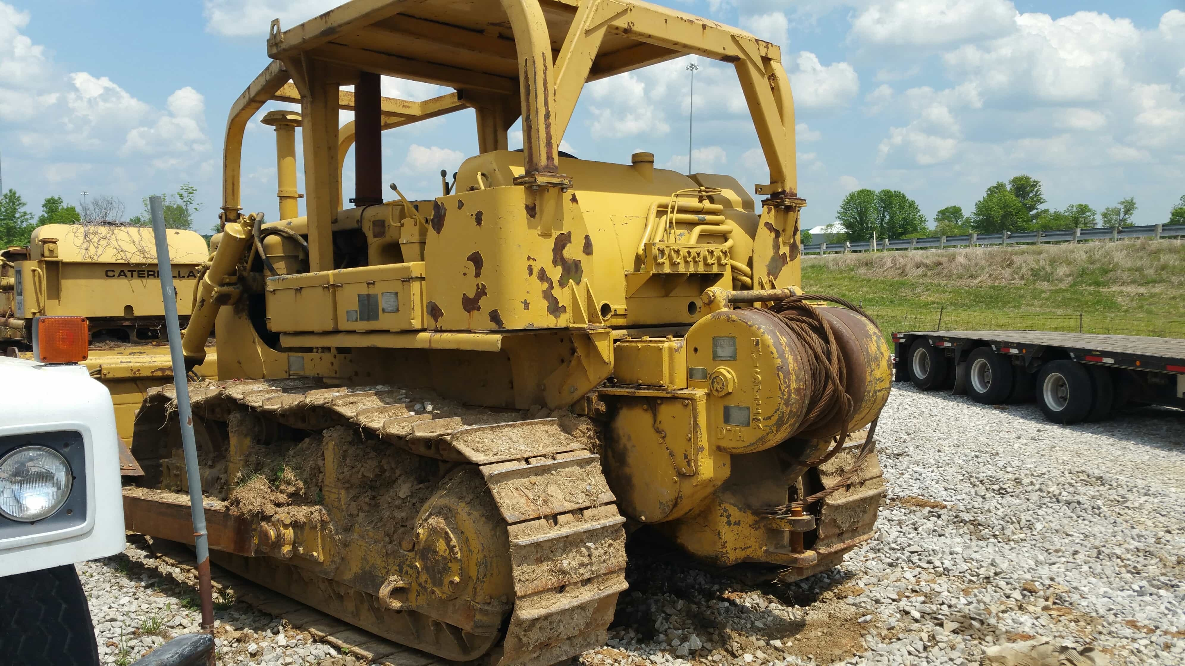 Cat D7E Track-Type Tractor 2
