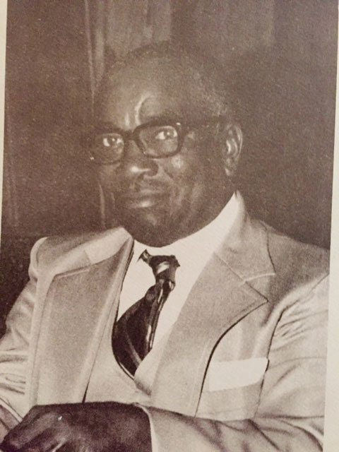 Founder Pastor Hall