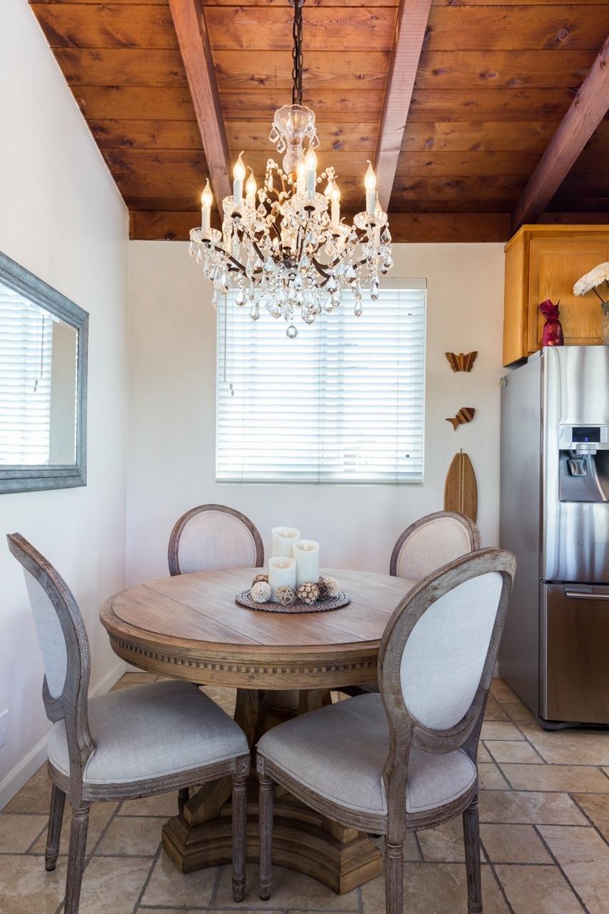 Hermosa Beach House 1 Dining Area