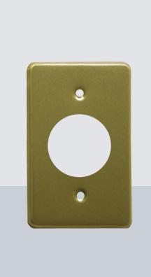 PL-IND Placa Industrial Aluminio