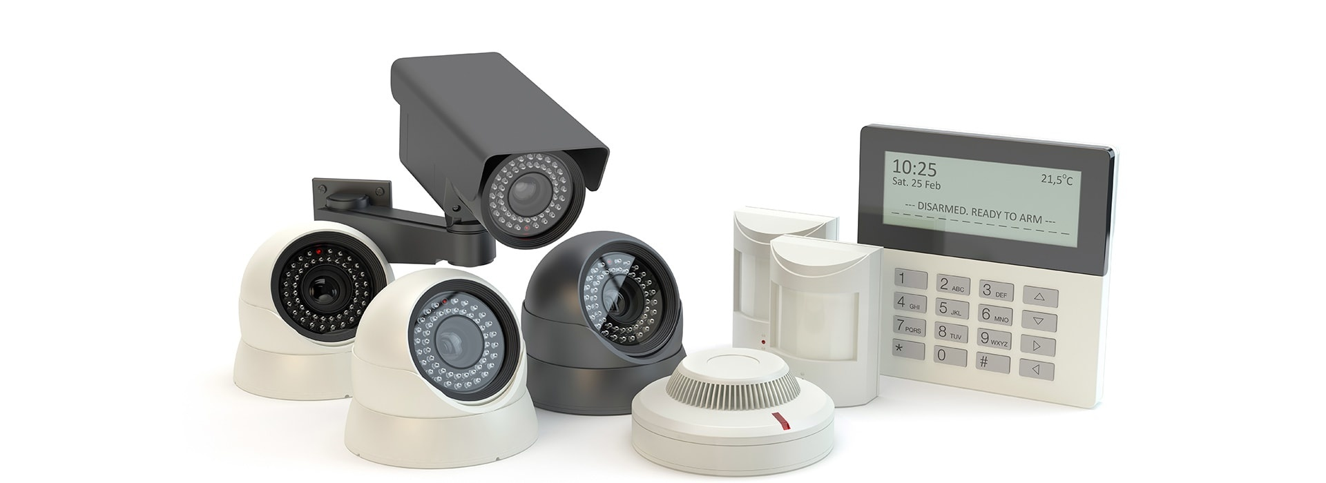 Image result for security system installation