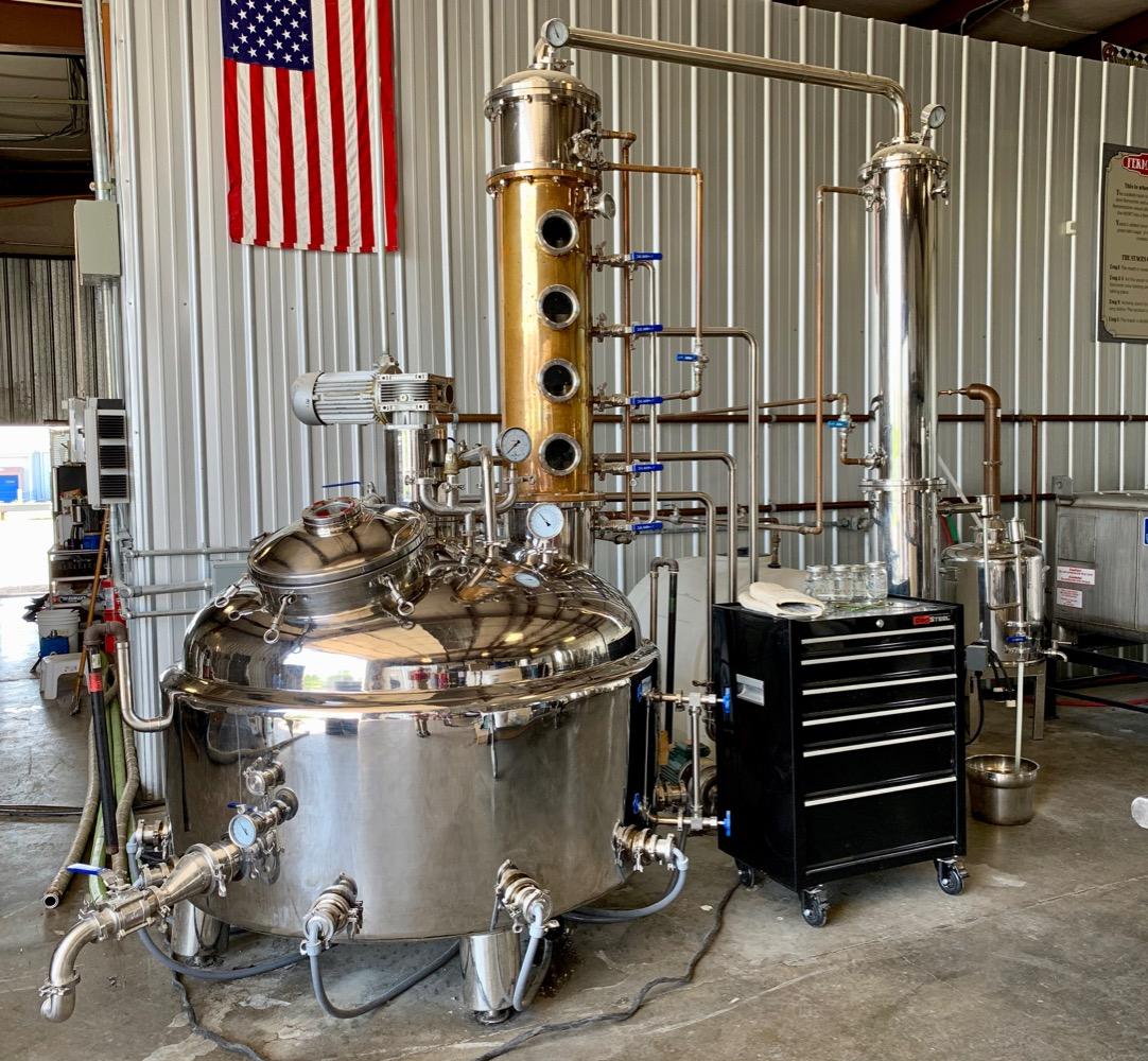 Still - Dueling Grounds Distillery