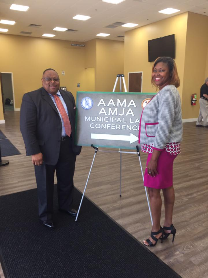 Tawanna Morton At AAMA